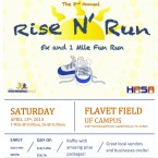 Rise n' Run 1 Mile and 5k for Morning Mile