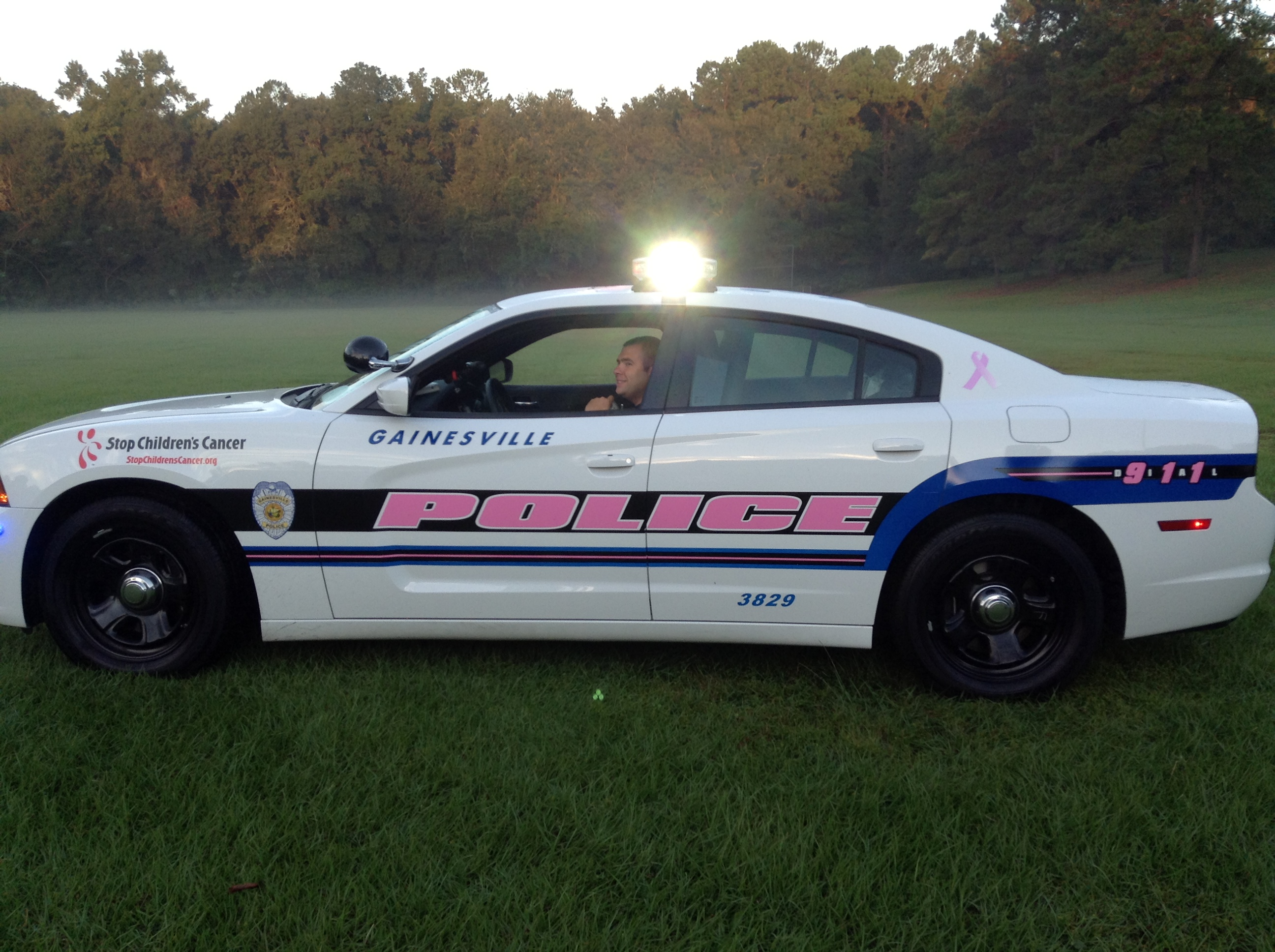 Gainesville Police Officers Tuesday And Booked In Alachua