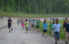 GTN News: Morning Mile's Millionth Mile Celebration at Meadowbrook Elementary