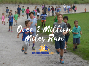 The Morning Mile Celebrates 2 Million Miles