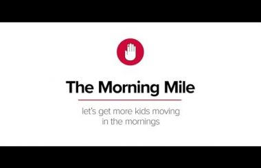 The Morning Mile Partners with the American Diabetes Association