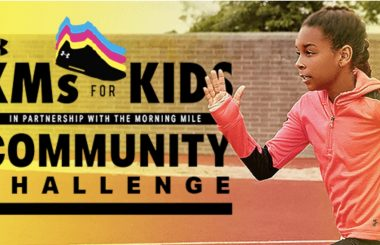 The Morning Mile Partners with Under Armour!