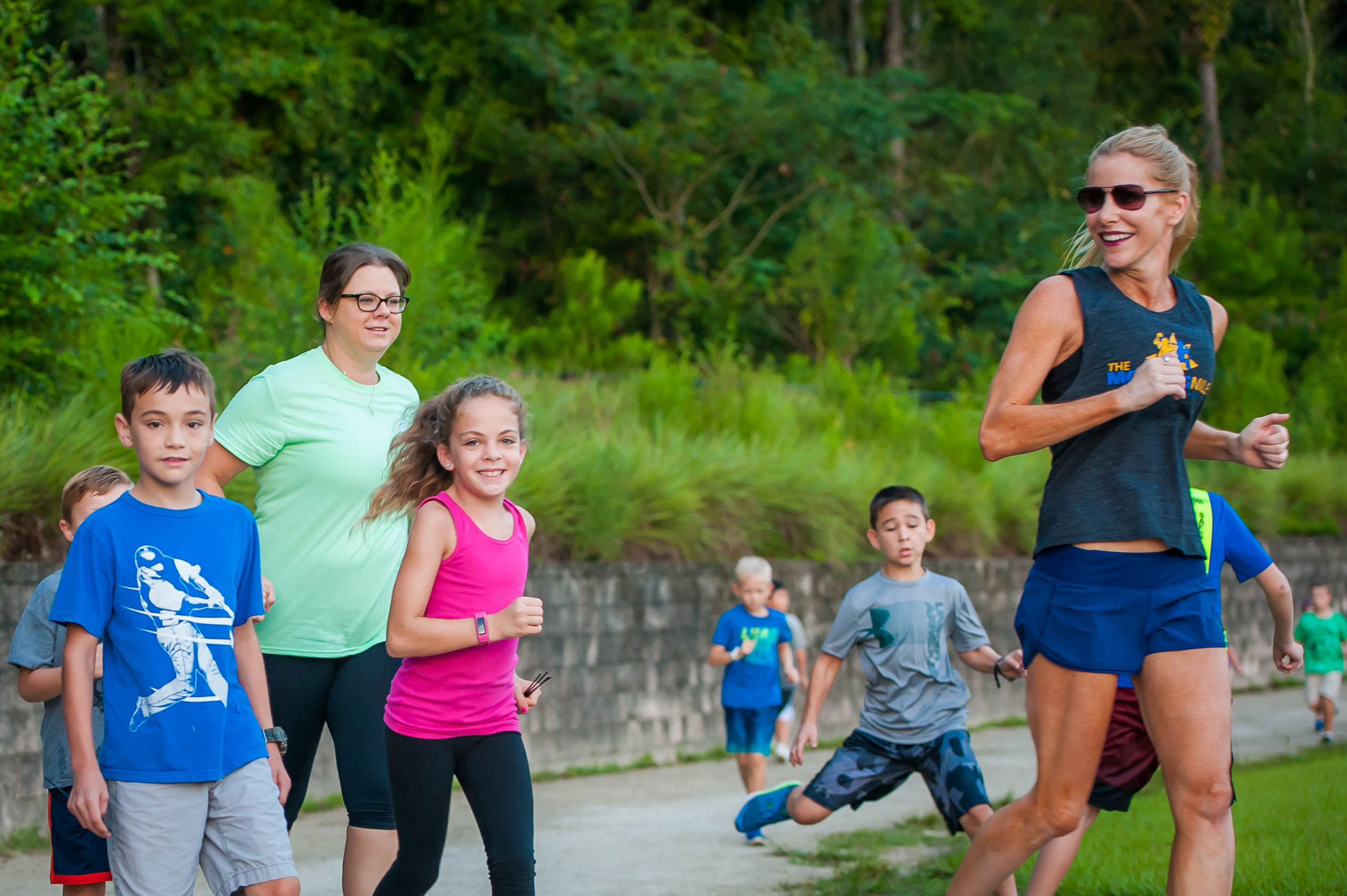 Morning Mile – Morning Mile Schools
